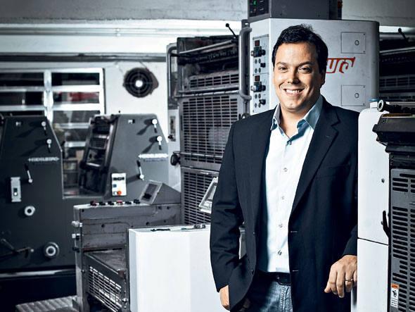 """Rodrigo Abreu: """"Para se manter em crescimento, uma empresa precisa saber se reinventar de tempos em tempos"""""""